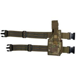 Web-tex Multicam US Assault Holder