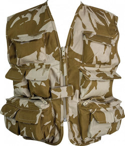 Highlander Kids Unlined Vest - Desert