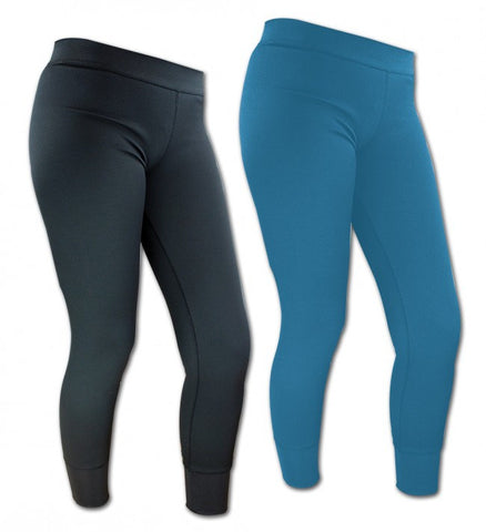 Highlander Climate X 160 Black Ladies Leggings