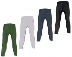Highlander Black Mens Thermal Long Johns