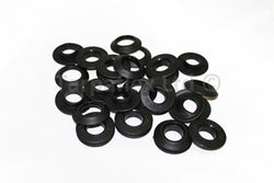 Tarpaflex 20mm Diameter Snap 'n' Tap Eyelets 10 Pack - Black