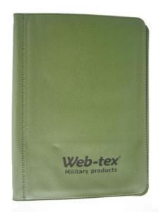Web-tex A6 Nirex Document Holders