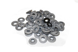 Tarpaflex 10mm Diameter Snap 'n' Tap Eyelets 50 Pack - Grey