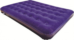 Highlander Blue PVC Sleepeze Double Airbed