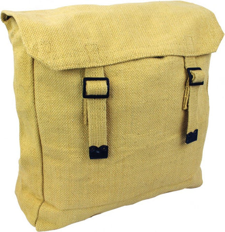 Highlander Large Beige Web Backpack