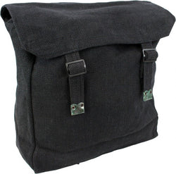 Highlander Large Black Web Backpack
