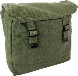 Highlander Large Olive Green Web Backpack