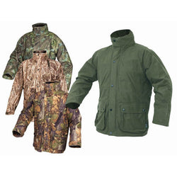 Jack Pyke Hunters Jacket - Wildlands Camo