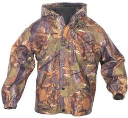 Jack Pyke Junior Jacket - English Oak Camo