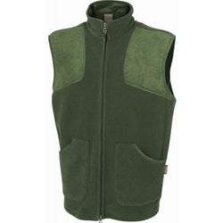 Jack Pyke Shires Fleece Gilet - Hunters Green