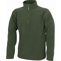 Jack Pyke Shires Fleece Pullover - Hunters Green