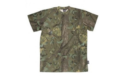 Jack Pyke Short Sleeved T-Shirt - English Woodland Camo
