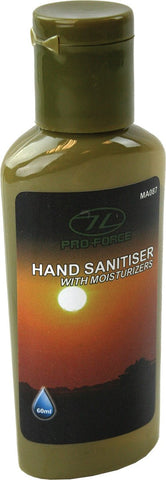 Highlander military hand sanitiser