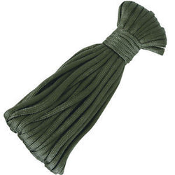 Milcom 3mm Para Cord - Olive Green