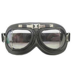 Milcom Flyers Goggles - Black