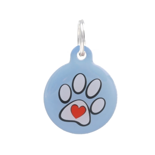 Blue Paw Pettouchid Smart Pet Id Tag Qr Code Nfc Web