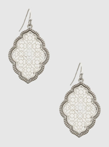 DALEY Moroccan Earrings (More Colors)