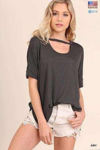 LILLA Short Sleeve Top (More Colors)