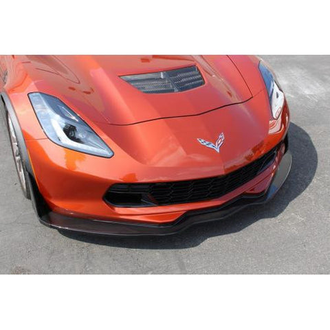 APR CF Splitter w/ Undertray C7 Z06