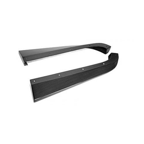 APR CF Rear Bumper Skirts Mustang 2005-09