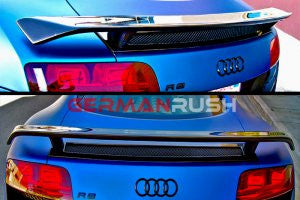 CF GT Style Wing: Audi R8