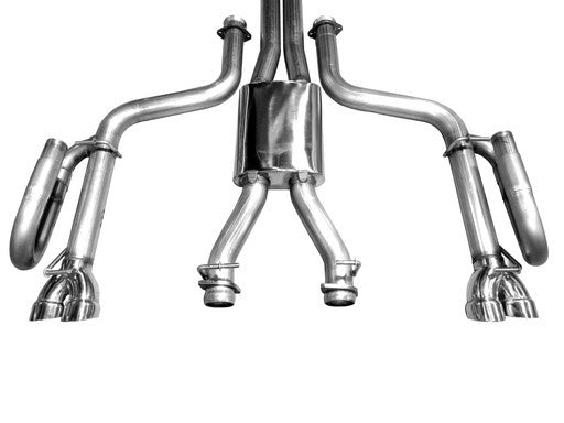 Solo Performance Mach X-3 CAT Back Exhaust Dodge Chally SRT-8