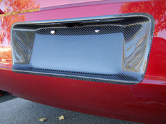 Licence plate Insert Charger 2006-2010