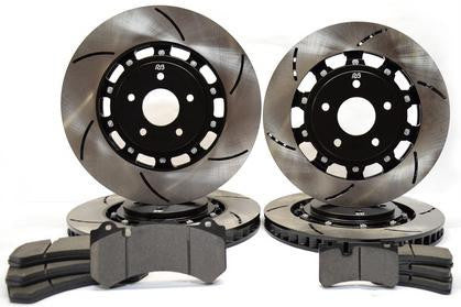 RB 2-Pc. Rotors w/ Pads (F&R) WK1 2006-2010