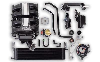 S.Charger Kit Stage-1 5.7L 300/Mag/Chr 09-10