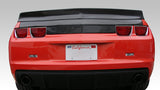 CF Rear 'Five' Spoiler: Camaro 10+ - Black Ops Auto Works