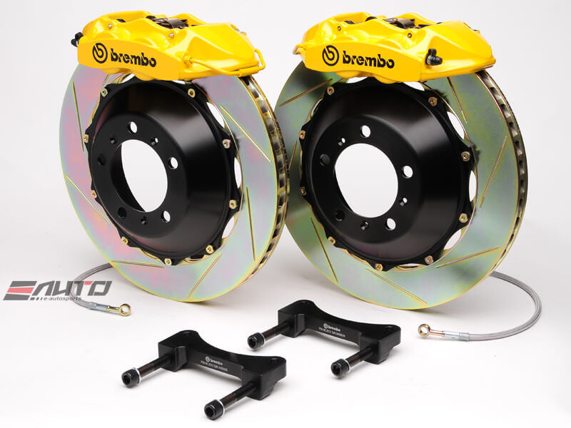 GT (Slotted/4 Piston) Charger 2015+ Big Brake Kit PT#2P2.9015A5