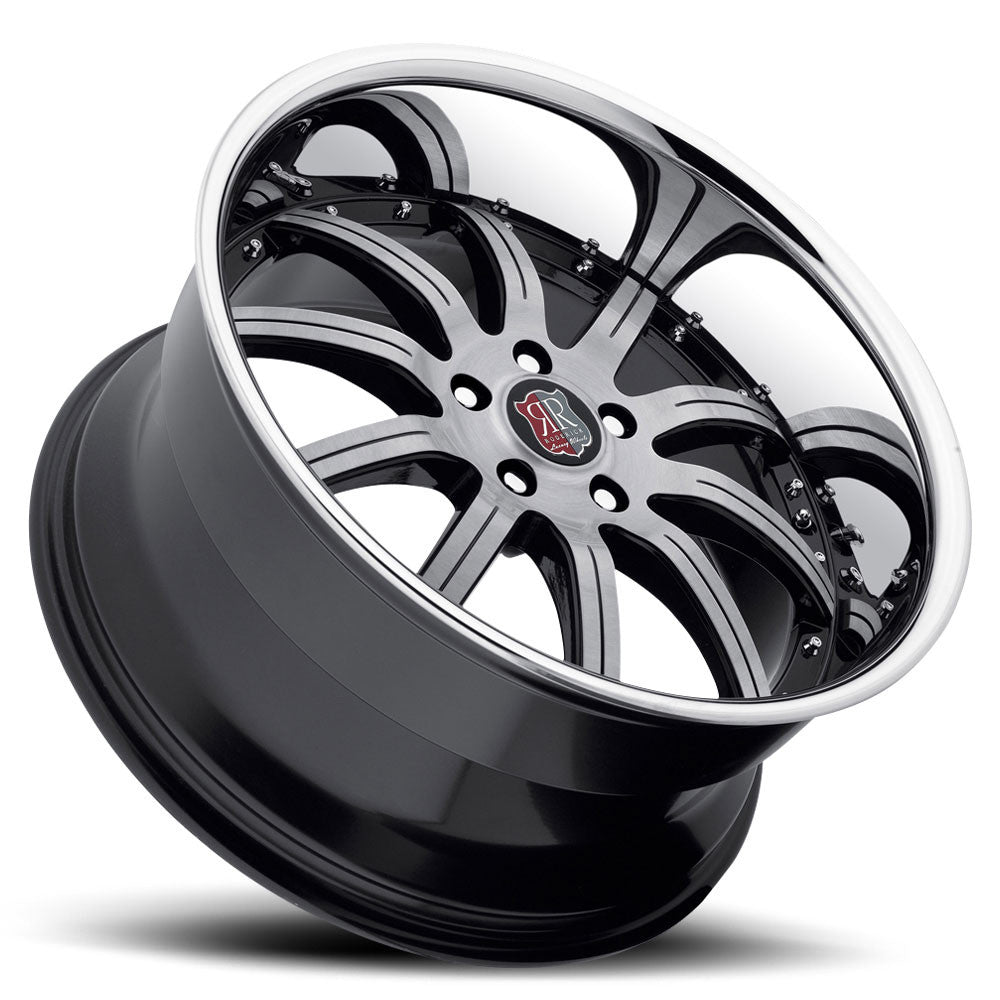 MRR Custom Rims Wheels RW3 Wheel Design Roderick