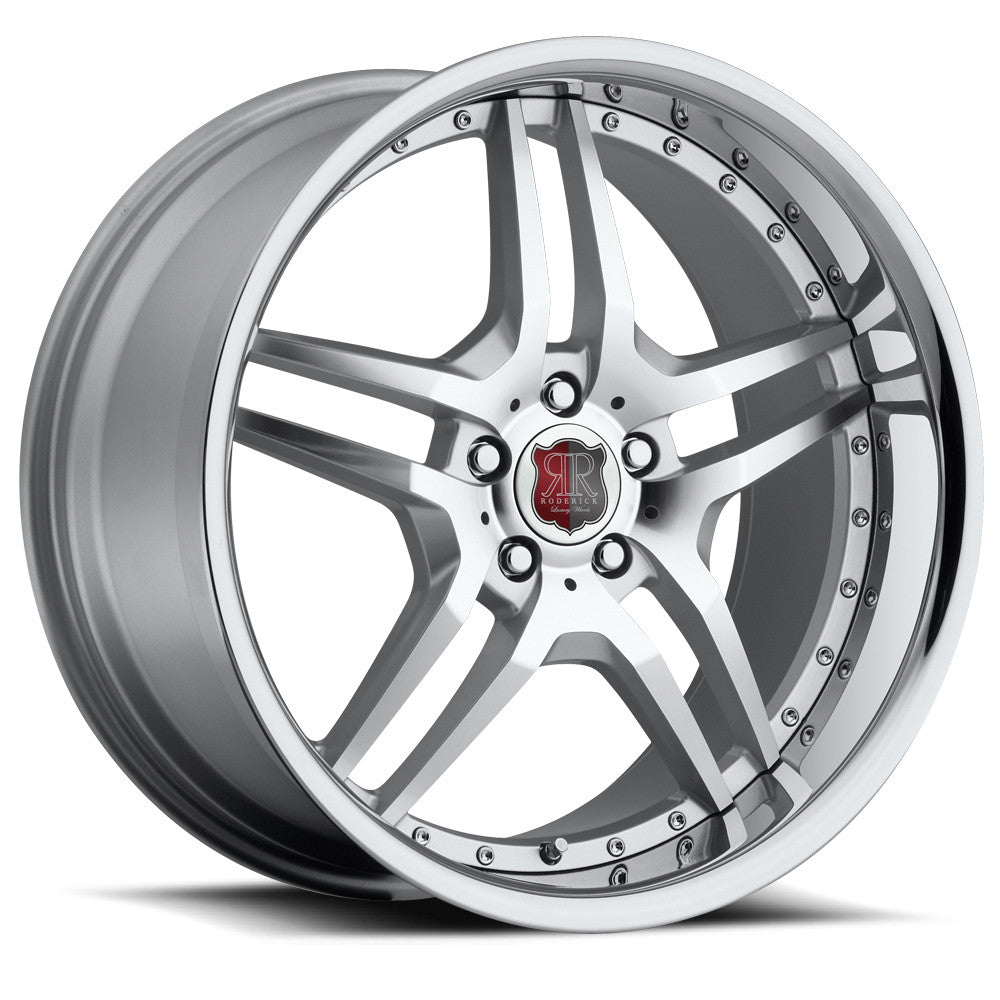 RW2 Wheel - MRR Design Wheels - Roderick Series - Custom Wheels Rims