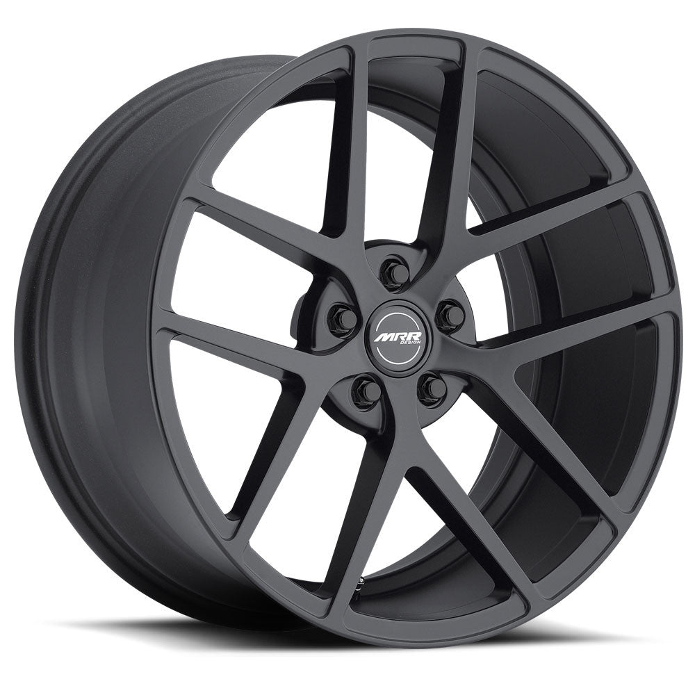 Black Ops Auto Works - GT9 Wheel - MRR GT Series Custom Wheels