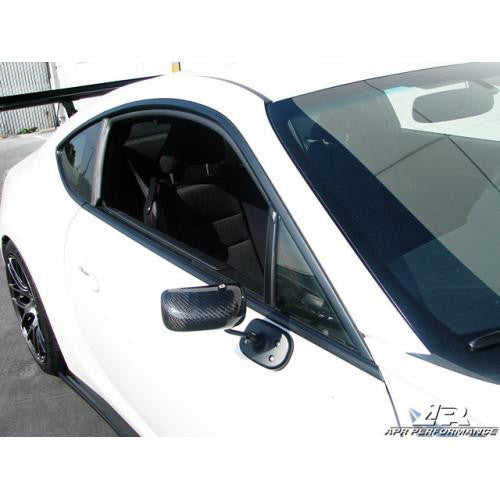 APR CF Formula GT3 Mirrors: FRS/BRZ 13+ - Black Ops Auto Works