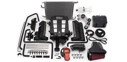 S.Charger Kit: Stage-1 6.1L 300/Mag/Chr