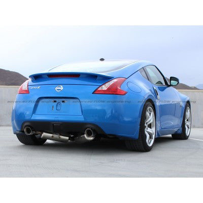 Takeda SS Dual Cat-Back: 370Z 09-15 - Black Ops Auto Works