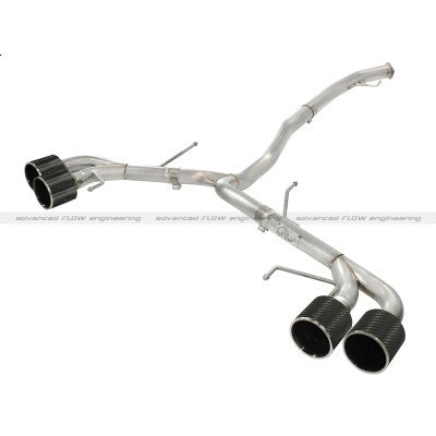 aFe SS Cat-Back: GT-R 09-15