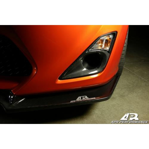 APR CF Cooling Ducts: FR-S +13 - Black Ops Auto Works