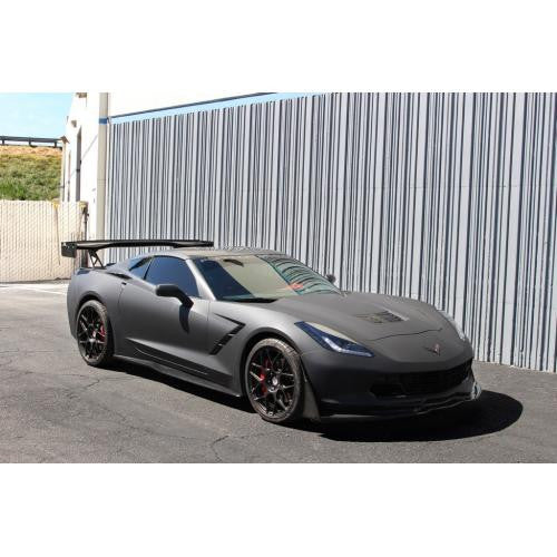 APR CF GTC-500 Wing: C7 14+ - Black Ops Auto Works