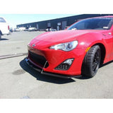 APR CF Front Splitter: FR-S 13+ - Black Ops Auto Works
