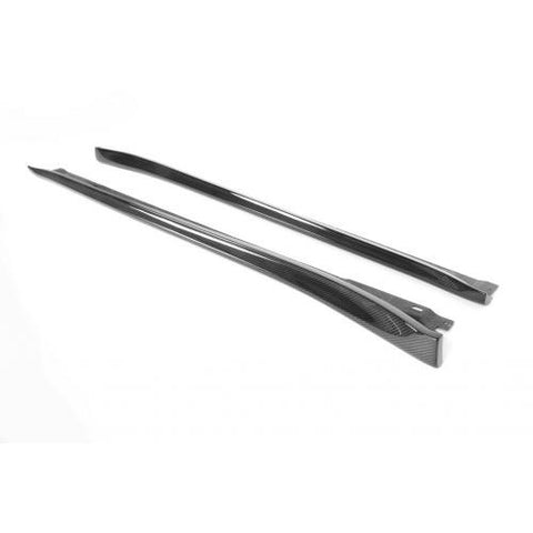 APR CF GT3 Side Rocker Extensions 911 2015+