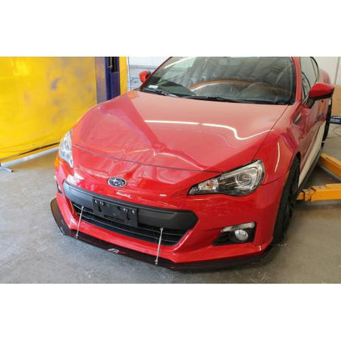 APR CF Front Splitter BRZ 2013+