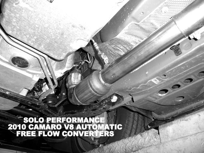 Ultra High Flow Converter Assembly Chevy Camaro L99 Automatic