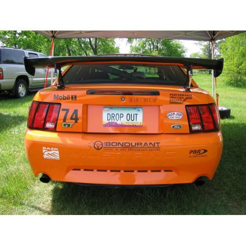 APR CF GTC-200 Wing: Mustang 96-04 - Black Ops Auto Works
