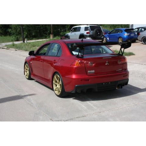 APR CF GTC-300 Wing Evo X 2008+