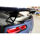 GTC-500 Wing w/ Spoiler Delete: C7 14+ - Black Ops Auto Works
