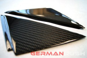 CF Door Trim: Audi R8 - Black Ops Auto Works