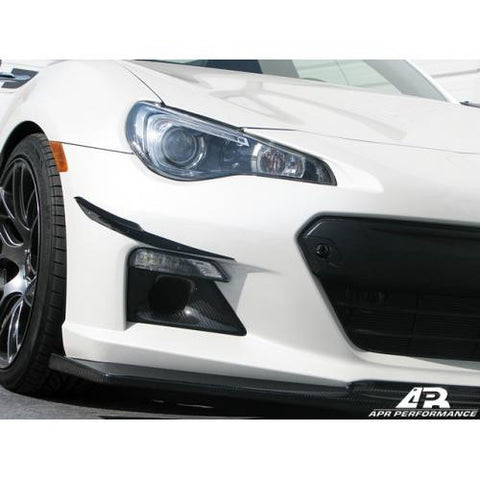 APR CF Brake Cooling Ducts BRZ 2013+