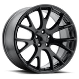 "20"" Dodge Hellcat Style 70 - Black Ops Auto Works"